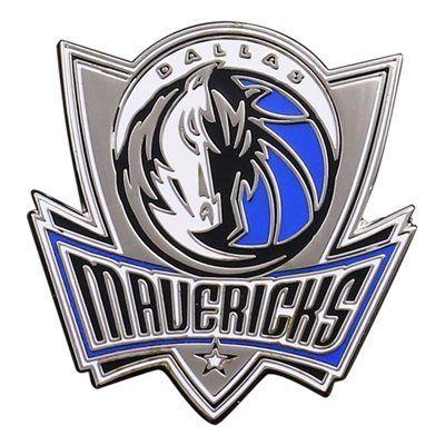 Dallas Mavericks Logo Pin