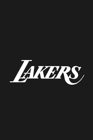 Los angeles lakers logo android wallpaper hd dodgers - Black lakers logo ...