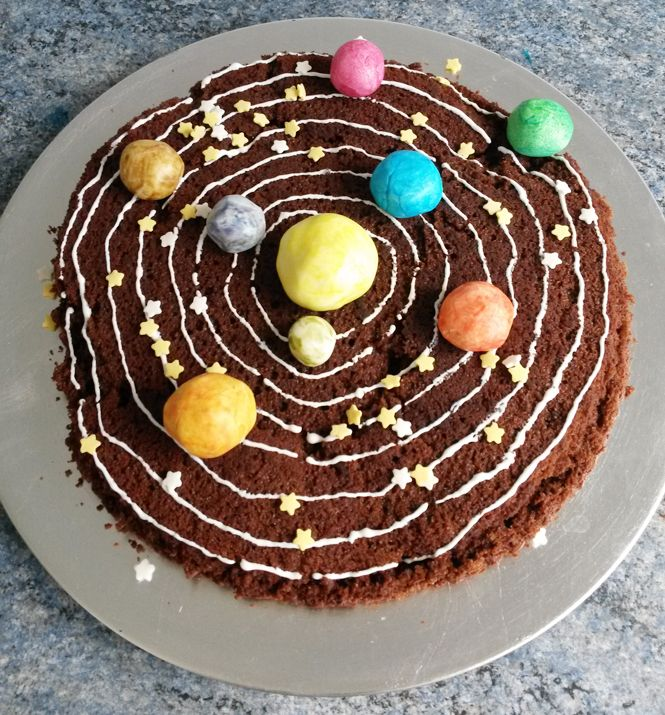 Recette Pop Cake Planete