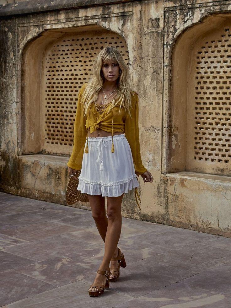 Kivari - Ele Mini Skirt