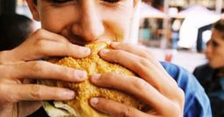 Some days it may seem like your teen is a bottomless pit, eating all day long, but his stomach does have limits. Food only stays in the stomach for about an hour or two before passing into the small intestine, so this can contribute to the hourly feedings your teen is demonstrating. Since teenagers grow in spurts, the size of his stomach ultimately...