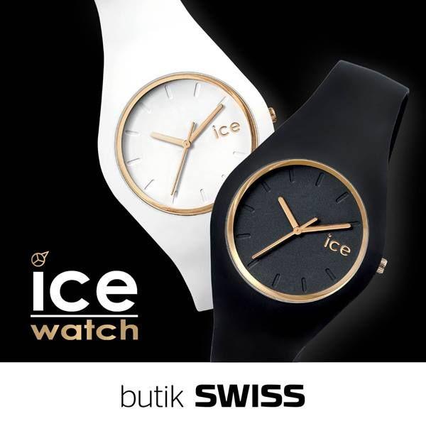 """Aksamitna kolekcja Ice Watch """"black & white"""" już dostępna w butiku SWISS!"""