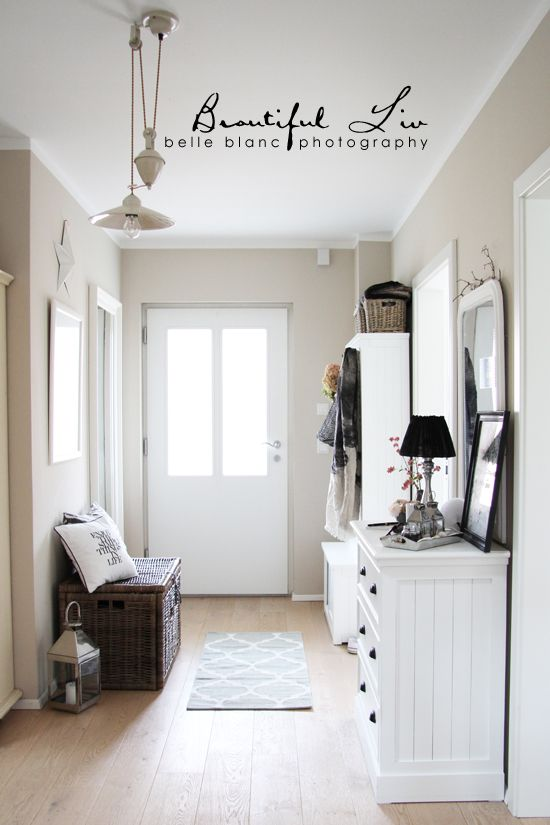 25 best white hallway ideas on pinterest hallway inspiration hallway ideas and large black. Black Bedroom Furniture Sets. Home Design Ideas