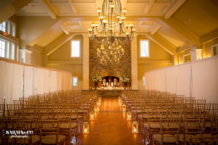 Photography Indoor Wedding Ceremony Site At The Ryland Inn Ryalnd Pinterest Ceremonies And Photograp