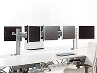 Lighting, desks, adjustable monitor arms, coffee tables, reception chairs - anything you need to complete your Office Space! Canada & US call us Toll Free: 1-855-767-8118
