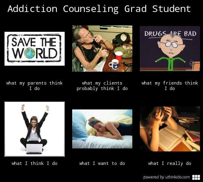 how to become a drug addiction counselor