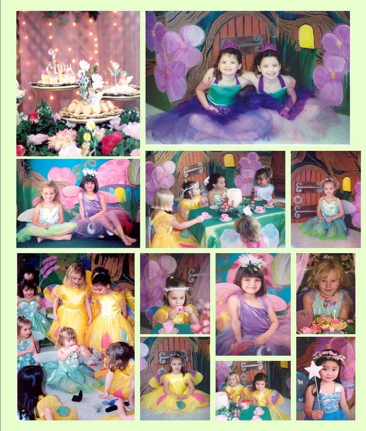 Fairy Party Photo Gallery «