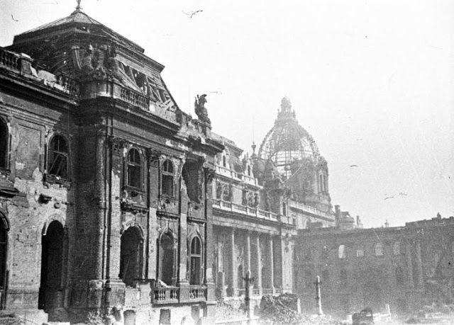 Budapest anno: több, mint nosztalgia...: Budapest, 1945. február 13.