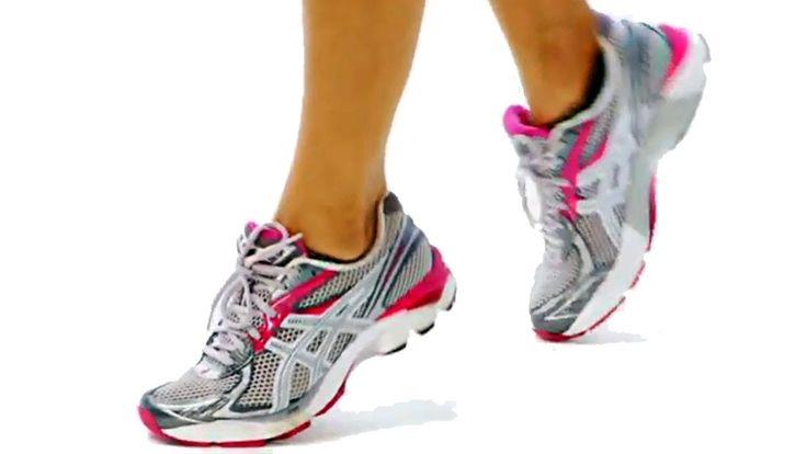 Ankle rehabilitation exercise - Heel Toe Walking