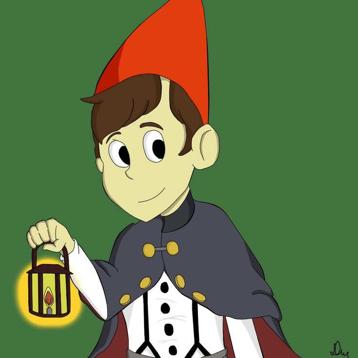 My fanart of Wirt from Over The Garden Wall
