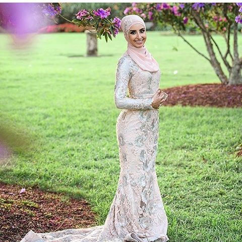 This stunning piece by @santelia_sydney Custom made long sleeve dress Floor length lining Floor length lace and sequin dress with 1 metre trail yours for only $1700! #enquirenow #santelia #gorgeous #elegant #classy #beautiful #dressforsale #sydney #lace #sequin #hijabista #dress #iwant #ineed #inspiremeweddings #stunning #longsleeve #formal #wedding #engagement #happy #weddingseason #birthday