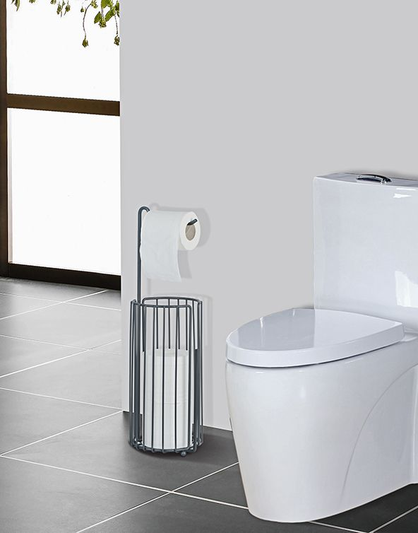Add unique style to your bathroom décor while providing extra storage with this square tube design toilet paper holder from #TidyLiving. Shop now --> https://www.tidyliving.com/toilet-paper-holder.html?utm_content=buffera2951&utm_medium=social&utm_source=pinterest.com&utm_campaign=buffer  #BathroomStorage #ToiletPaper #Bathroom #HomeOrganization #Essentials #Organize #Tidy