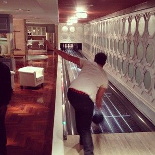 They bowl! | 17 Ways Rich Kids Are Just Like Us