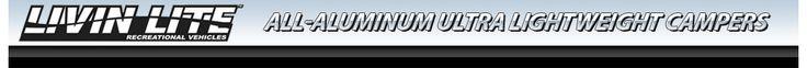 Camplite Ultra Lightweight Truck Campers | Livin' Lite RV