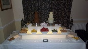 Chocolate Fountain Hire - Covering Hampshire, Surrey, Sussex and London