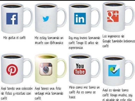 Ya no vale el café para todos  #socialmediamarketing