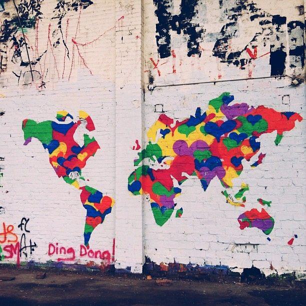 NYC street art #Guerrilla #Marketing