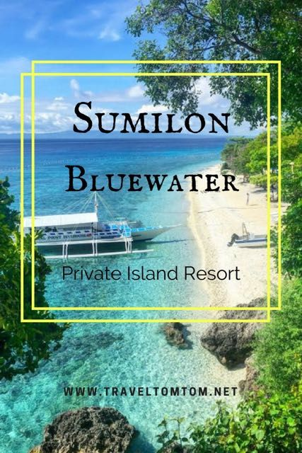One of the most beautiful islands I have ever stayed at and these drone pictures will definitely convince you why! Check out this little private island just off shore from Oslob, Cebu. A luxury hotel on a private island, perfect for a romantic getaway! #Sumilon #island #cebu #philippines #asia #beach #sun #vacation #travel #trip #traveltomtom #honeymoon