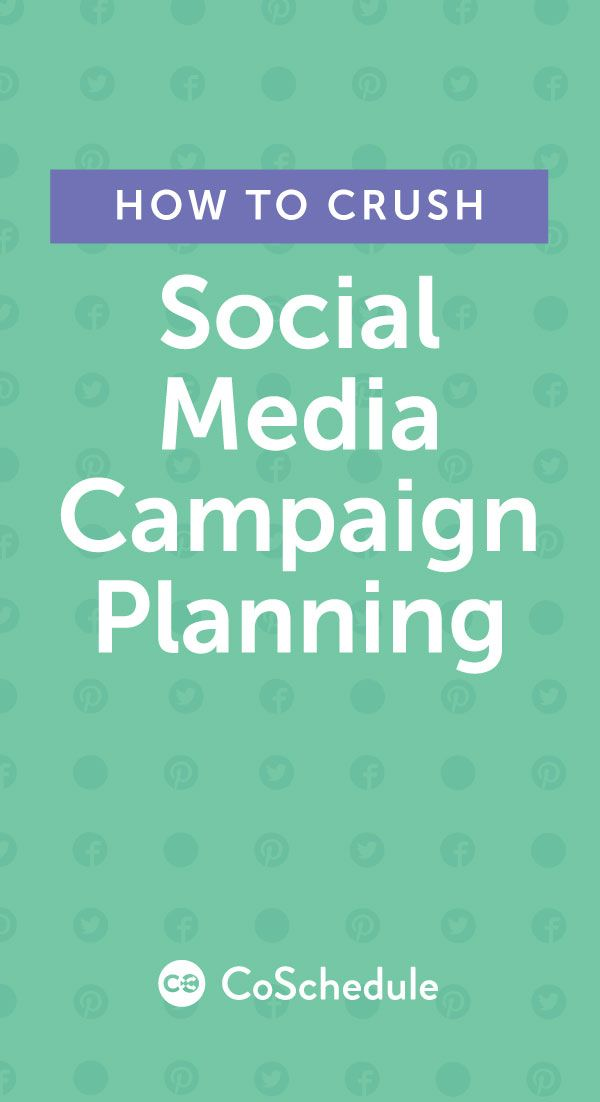 Do It Yourself With Your Free Social Media Campaign Planning Toolbox http://coschedule.com/blog/social-media-campaign-planning-template/?utm_campaign=coschedule&utm_source=pinterest&utm_medium=CoSchedule&utm_content=How%20to%20Crush%20Social%20Media%20Campaign%20Planning
