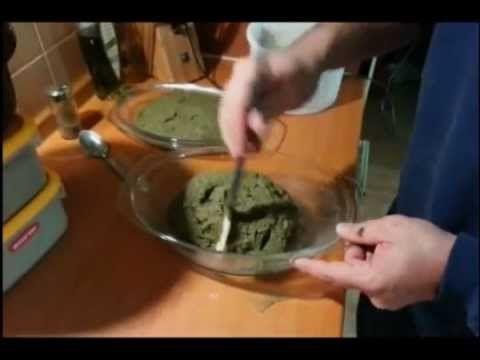 Paleo kenyér áLa Bandee - YouTube