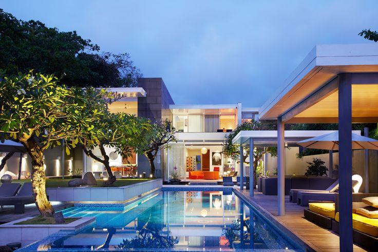 #Luna2 #private #hotel #Bali #seminyak #night #beachfront