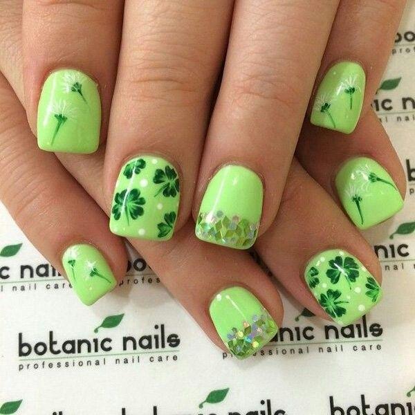 Mejores 188 imágenes de Art For Short Nails en Pinterest | Uñas ...
