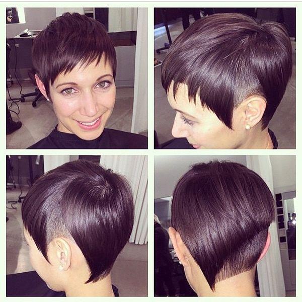 Unglaubliche Professional Asymmetrische Pixie0 Haarschnitt Haarschnitt Ideen Frisuren Mit Pony