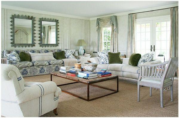 designer spiegel – dekoideen mit glänzenden accessoires - jennifer, Wohnzimmer