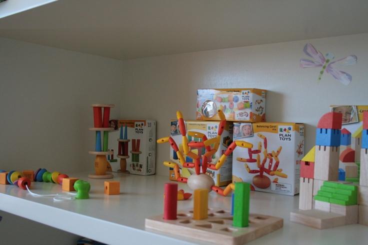 La Libelula cuenta con juguetes que forman a tus hijos mientras se divierten