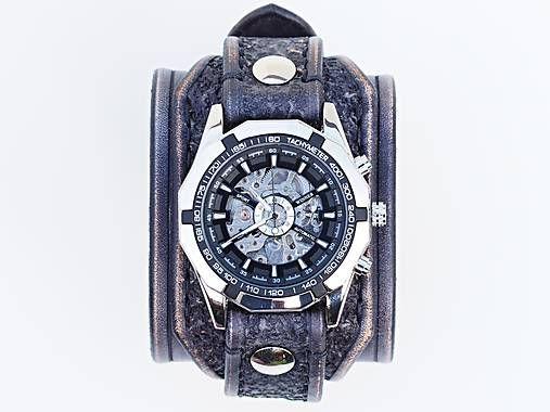 76fc81164 Štýlové pánske hodinky, vintage čierna / leon v roku 2019 | Veci na ...