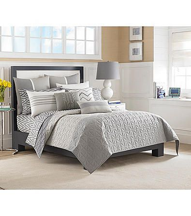 Nautica® Margate Coverlet | Younkers