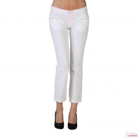 Pantalone - Donna - Extyn (PA01BIANCO)