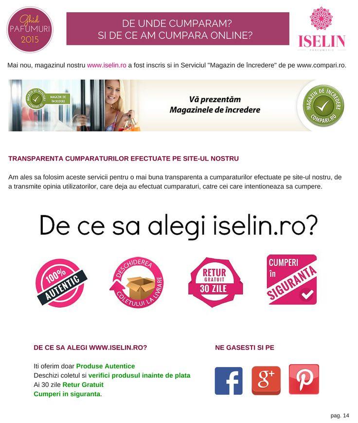 De unde cumparam parfumuri online - http://blog.iselin.ro/recenzii/97-cauti-parfumuri-originale-online-alege-www-iselin-ro.html