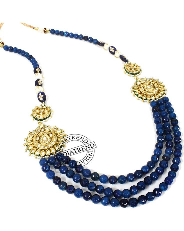 Naasah Necklace by indiatrendshop.com