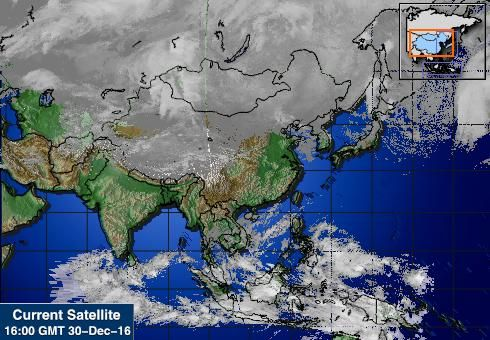Intellicast - Current Satellite in Enshi, China