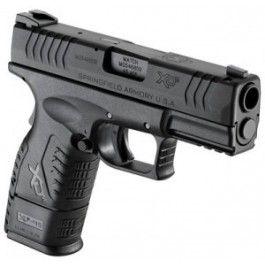 Springfield XDM .45 Cal Semi-Automatic Compact 3.8' Barrel - Hand Guns. I WANT!!!