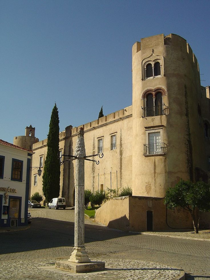 Castelo de Alvito, Portugal
