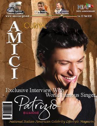 Patrizio Buanne cover story