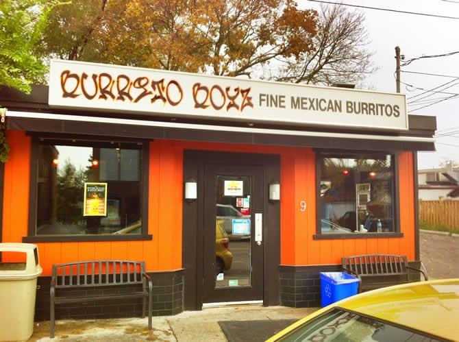 Fine Mexican Boyz... that make burritos! #PortCredit