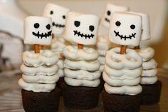 Halloween: Rezepte für Skelette und andere gruselige Buffet-Gäste!