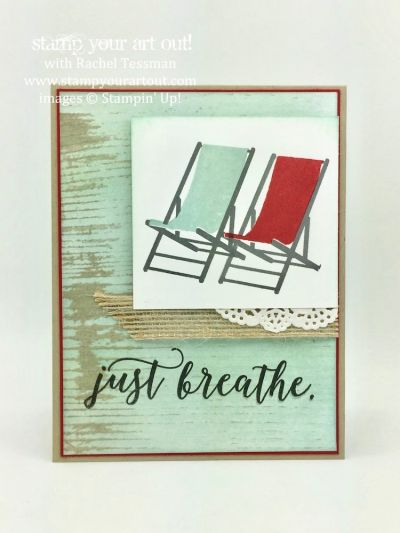 Click here to see more ideas made with the Wood Textures designer series paper stack…#stampyourartout - Stampin' Up!®️️️ - Stamp Your Art Out! www.stampyourartout.com