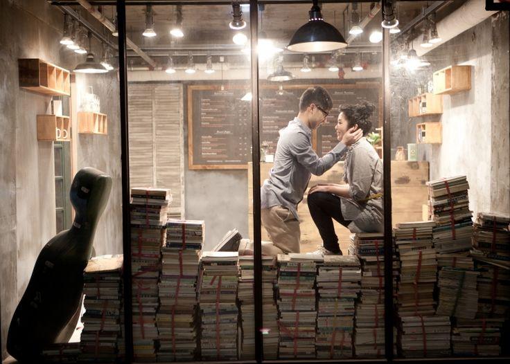 Korea Pre-Wedding Photoshoot - WeddingRitz.com » Angela's pre-wedding day - Korea pre-wedding photoshoot .
