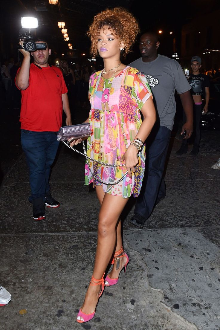 Rihanna's 28 Best Street Style Looks, In Honor Of Her 28th Birthday