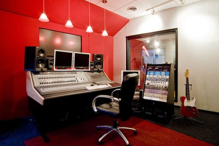 31 best commercial recording studio images on pinterest for Commercial house music
