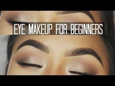 How to apply eyeshadows for beginners ✔️ Mia Randria - YouTube