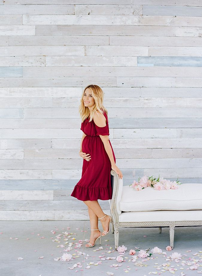 Lauren Conrad's Maternity Collection for LC Lauren Conrad at Kohl's | Shot by Elizabeth Messina