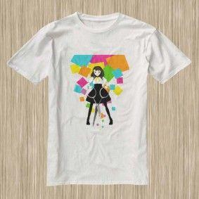 Gatchaman Crowds 04W #GatchamanCrowds #Anime #Tshirt