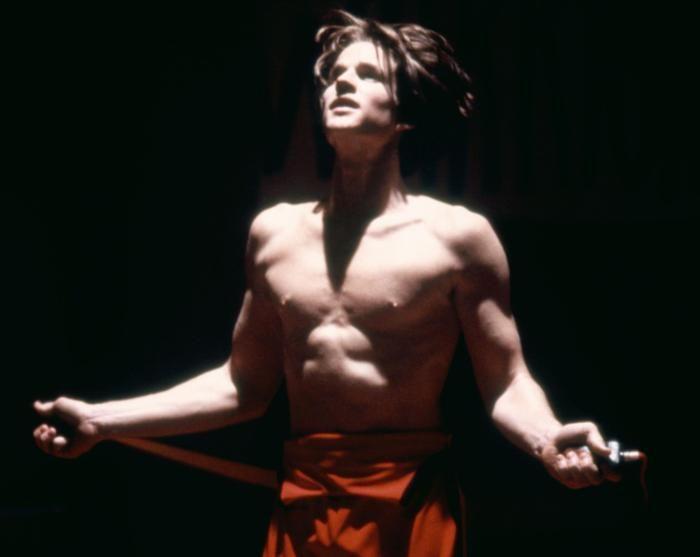 VISION QUEST, Matthew Modine, 1985. ©Warner Bros.