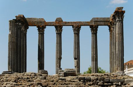Templo Romano de Évora/Templo de Diana