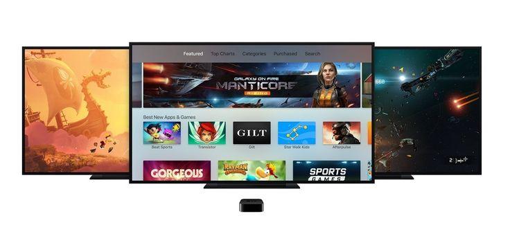 Vous savez certainement, l'Apple TV sous tvOS bénéficie désormais de son propre App Store. On peut donc, comme on le fait sur son Mac, son iPhone ou son iPad, naviguer dans l'offre d'applications spécialement conçues et développées pour l'Apple TV. Le développeur Steve Troughton-Smith a pu avoir accès aux téléchargements des applications et jeux pour l'Apple TV proposées sur l'App Store du boîtier TV Apple.